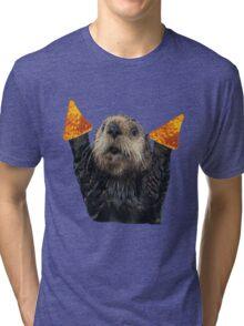 Dorito Otter Tri-blend T-Shirt