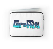 Graffiti (blue) Laptop Sleeve