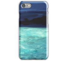 Abstract Ocean iPhone Case/Skin