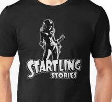 Science Fiction Startling Stories Magazine Unisex T-Shirt