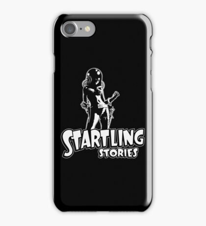Science Fiction Startling Stories Magazine iPhone Case/Skin