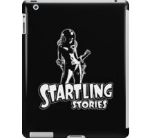Science Fiction Startling Stories Magazine iPad Case/Skin