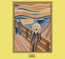 The Scream by Munch Kids Clothes