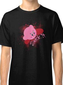 Kirby - Suck it Classic T-Shirt