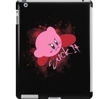 Kirby - Suck it iPad Case/Skin
