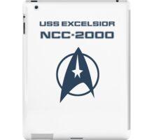 Excelsior iPad Case/Skin