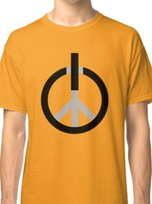 Peace Power: Press ON! Classic T-Shirt