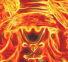 Incendium Waltz Sticker