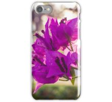 The heart of spring iPhone Case/Skin