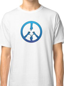 Peace Brothers and Sisters Classic T-Shirt