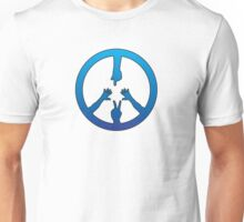 Peace Brothers and Sisters Unisex T-Shirt