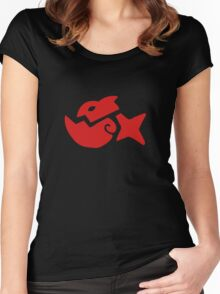 Magikarp Women's Fitted Scoop T-Shirt