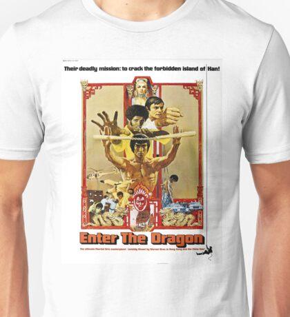 Enter the Dragon Unisex T-Shirt