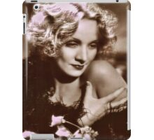 """""""If God exists, he needs to review his plan"""" iPad Case/Skin"""