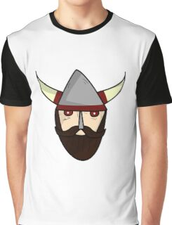 The Great Viking Graphic T-Shirt