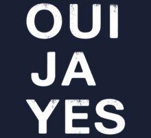 Oui Ya Yes by ixrid