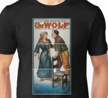 Performing Arts Posters The wolf aplay of the Canadian woods by Eugene Walter 0558 Unisex T-Shirt