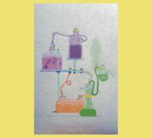 Science Lab Wonderland One Piece - Short Sleeve