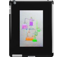 Science Lab Wonderland iPad Case/Skin