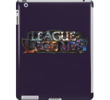 LL iPad Case/Skin