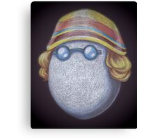 PTJ: You Will Give Me An Egg Canvas Print