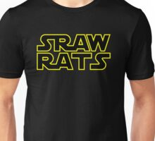 Star Wars Straw Rats Unisex T-Shirt