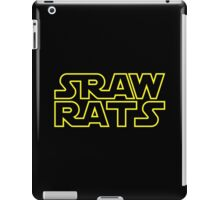 Star Wars Straw Rats iPad Case/Skin