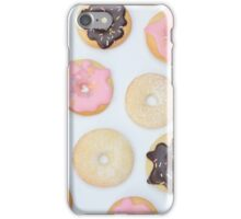 Donut Cookies iPhone Case/Skin