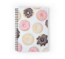 Donut Cookies Spiral Notebook