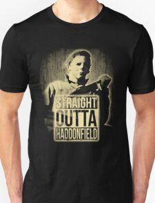 Michael Myers Halloween T-shirt  Unisex T-Shirt