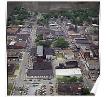 """No.17, 1986 """"Mayfest"""" in Mayfield, Graves County, Kentucky Poster"""