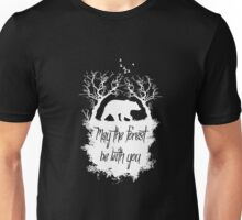 May The Forest Be With You Camping T-Shirt Unisex T-Shirt