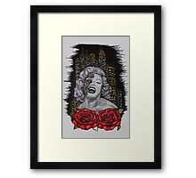 Queen Of The City Framed Print