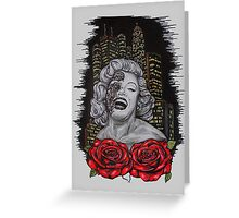 Queen Of The City Greeting Card