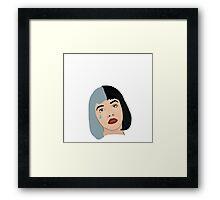 Melanie Martinez Framed Print