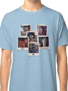 Life Is Strange - Photo Collage Classic T-Shirt