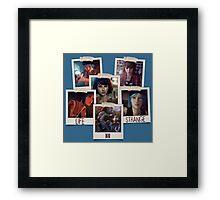 Life Is Strange - Photo Collage Framed Print