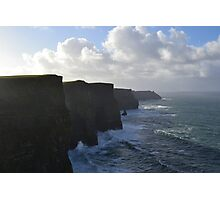 Amazing Cliffs of Moher Photographic Print