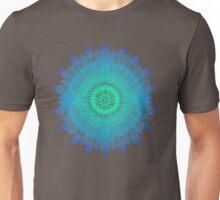 Mandala Blues Unisex T-Shirt