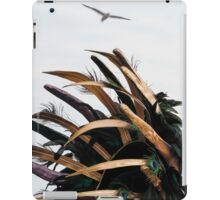 carnival mask iPad Case/Skin