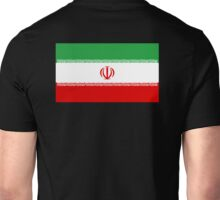 IRAN, Iranian Flag, Flag of Iran, Islamic Republic of Iran Unisex T-Shirt