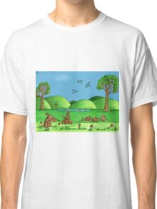 Country Bunnies Classic T-Shirt
