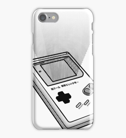 Gameboy iPhone Case/Skin