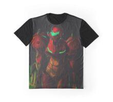 Samus Aran Graphic T-Shirt