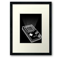 Gameboy 2 Framed Print