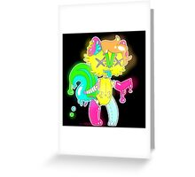 cool candy gore Greeting Card