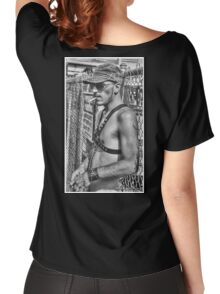 Private Parking Women's Relaxed Fit T-Shirt