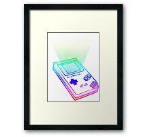 Gameboy 3 Framed Print