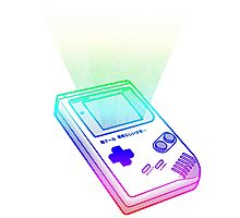 Gameboy 3 Photographic Print