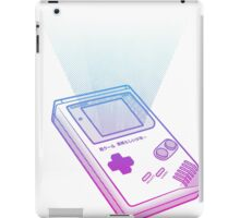 Gameboy 4 iPad Case/Skin